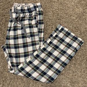 American Eagle HERITAGE Checkered Flannel Pajamas